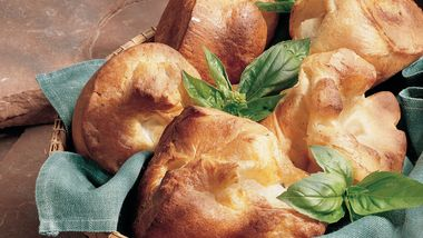 Herb Popovers