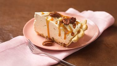 Heavenly Caramel Pie
