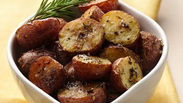 Roasted Balsamic New Potatoes