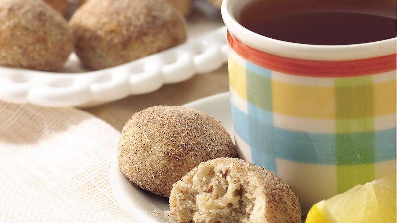 Cinnamon Tea Cakes