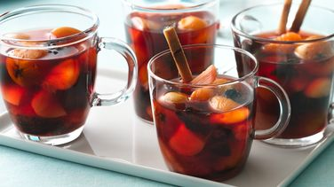 Holiday Fruit Punch