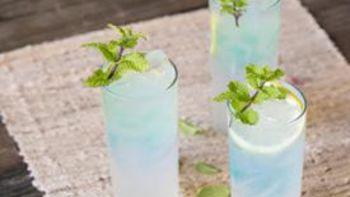 Blue Raspberry Spiked Lemonade