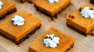 Pumpkin Pie Cheerios™ Bars