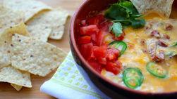 Jalapeño and Chorizo Cheese Dip