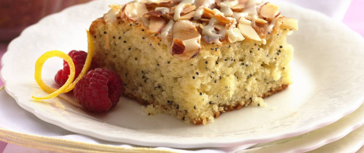 Bisquick Lemon Poppy Seed Coffee Cake