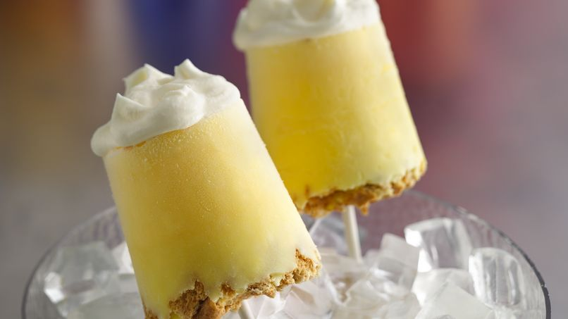 Lemon Meringue Pie Paletas