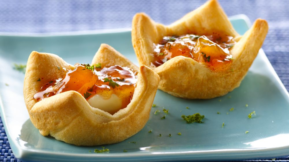 Peachy Cream Cheese Appetizers