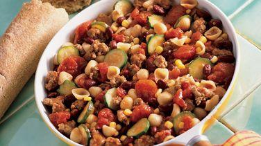 Italian Turkey Sausage and Vegetable Stew