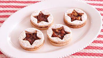 Cinnamon Date-Filled Cookies