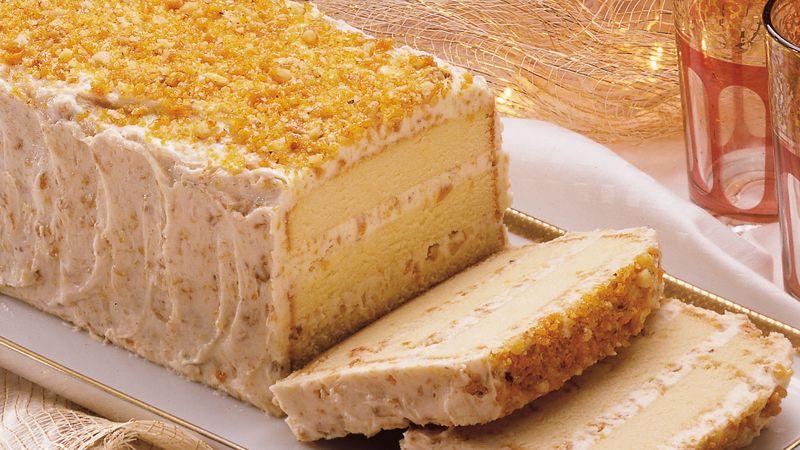 Peanut Brittle Torte