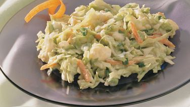 Cauliflower Coleslaw