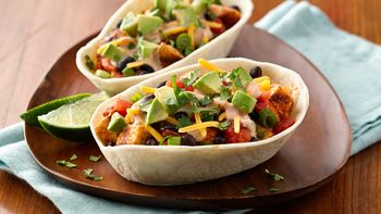 Grilled Chicken Taco Boats™