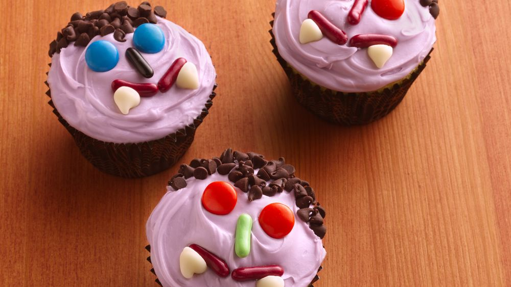 """""""The Count"""" Cupcakes"""