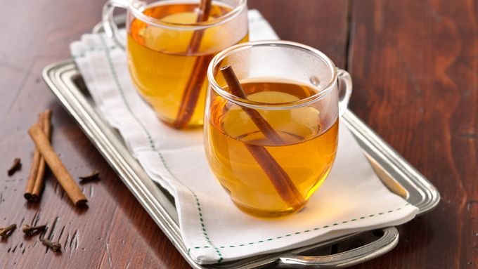 Hot Spiced Cider recipe - from Tablespoon!