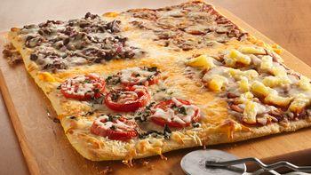 4-Square Family Pizza