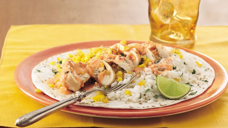 Baked Sonoran Chicken