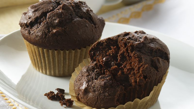 Chocolate Delight Muffins