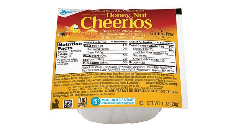Honey Nut Cheerios™ Gluten Free Cereal