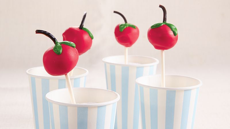Cheery Cherry Pops