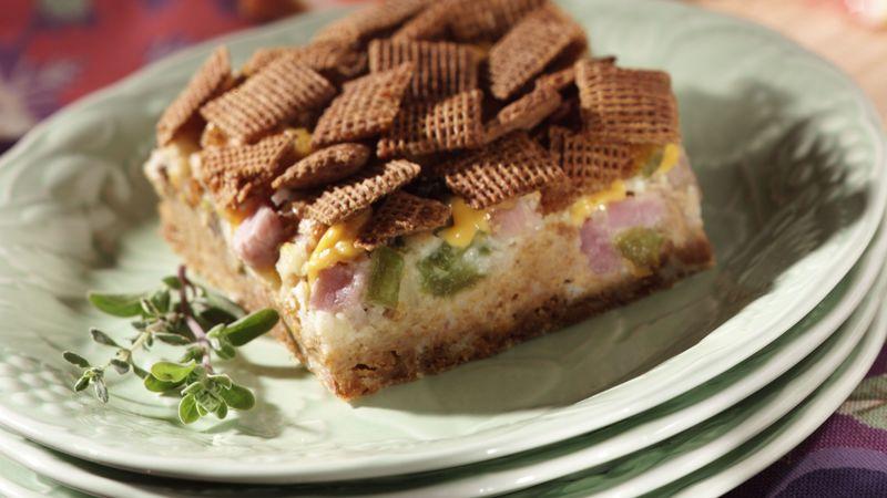 Crunchy Breakfast Bake
