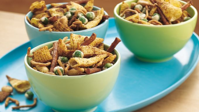 Asian Snack Mix