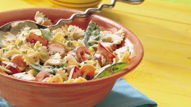 Creamy Parmesan Pasta Salad