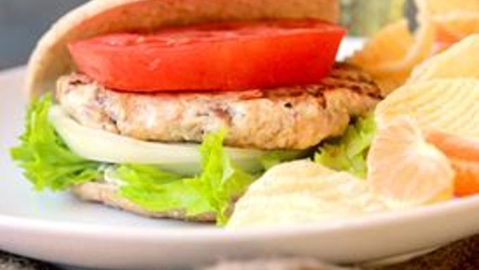 Turkey Burgers That Don't Suck