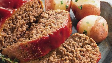 Savory Meat Loaf