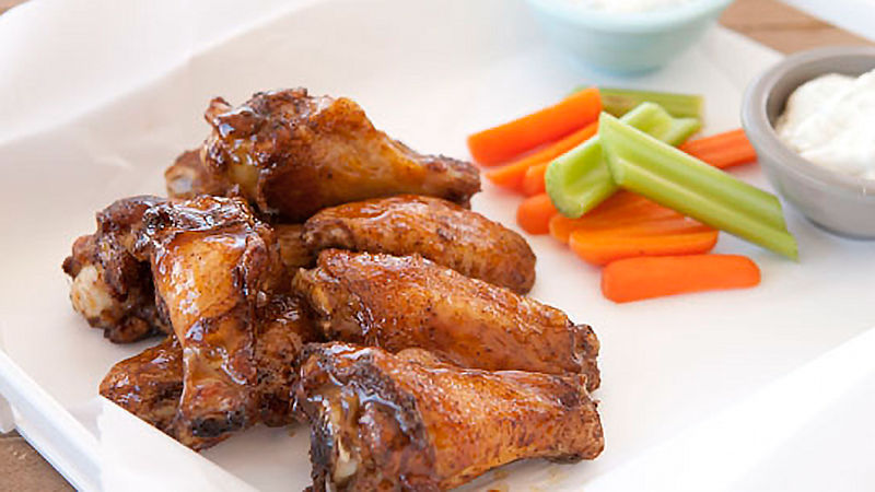 Hoisin Glazed Wings recipe - from Tablespoon!