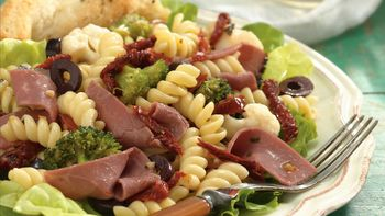 Deli Vegetable and Beef Salad