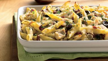 Greek Chicken and Pasta