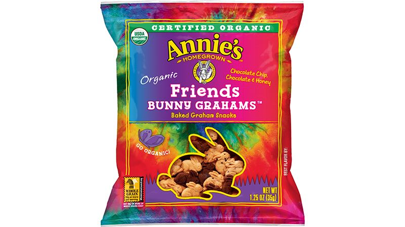 Annie's™ Bunny Grahams™ Snack Mix Friends (100 ct) 1 25 oz