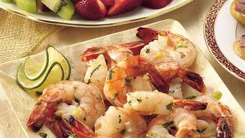 Southwest Zesty Margarita Shrimp
