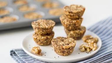No-Bake Banana Crunch Minis