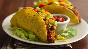 Easy Beef Tacos