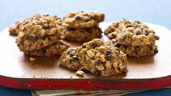 Vegan Monster Cookies