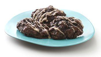 Gluten-Free Crunchy Fudge Cookies
