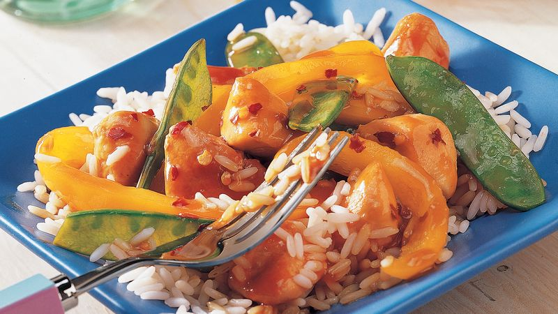 Orange Ginger Chicken