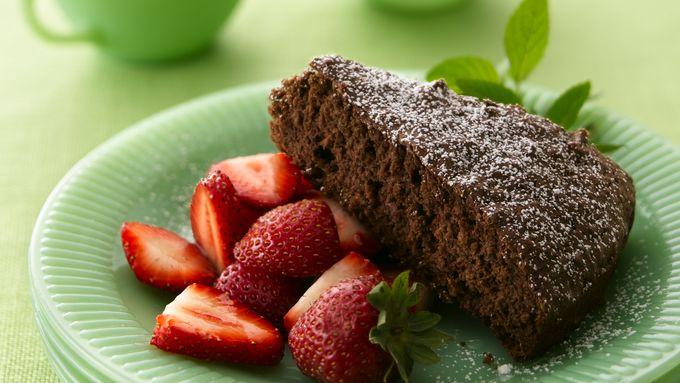 Double Chocolate-Kasha Torte