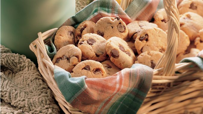 Peanut Butter-Chocolate Chip Cookies