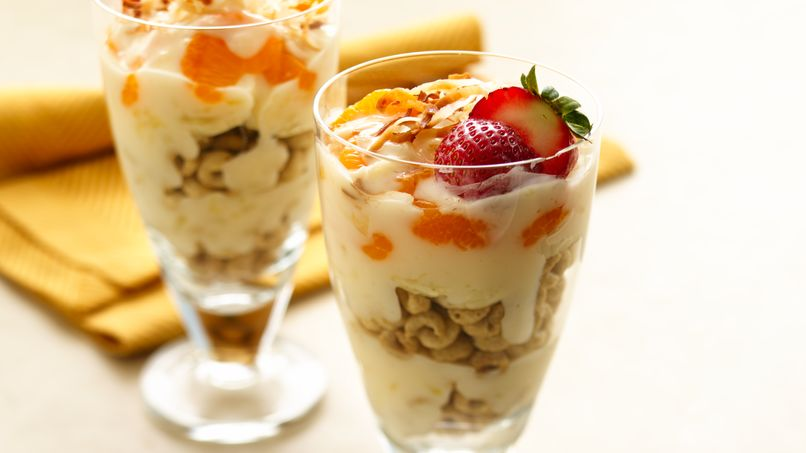 Ambrosia Parfaits