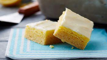 Lemon Cheesecake Bars