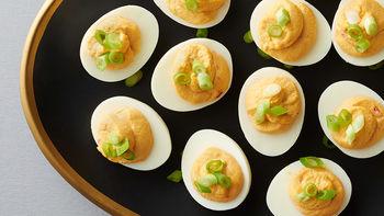 Japanese Deviled Eggs