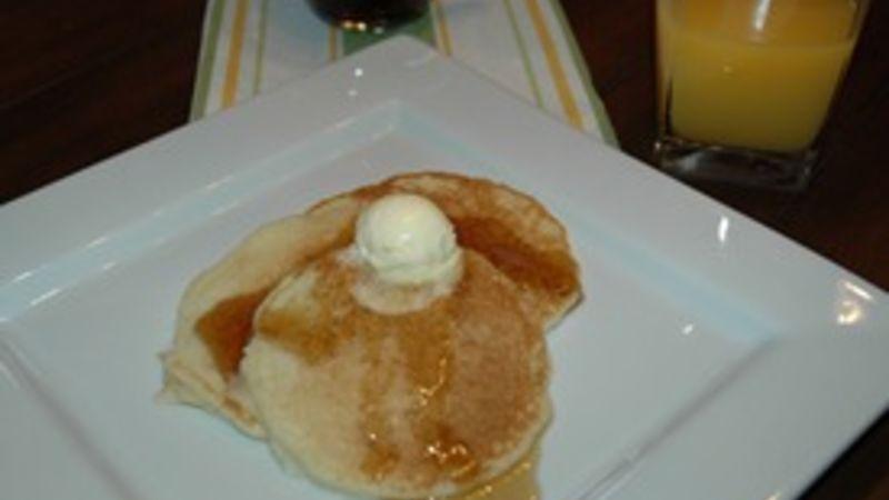 Yeast Pancakes