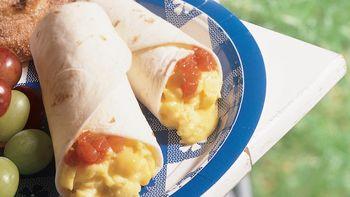 Scrambled Huevos Rancheros