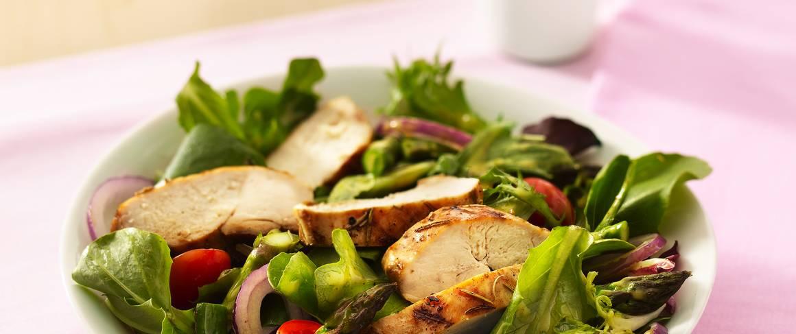 mediterranean chicken recipe with spinach