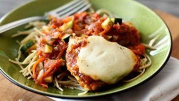Easy Skillet Italian Chicken