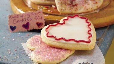 Heart-of-My-Heart Cookies