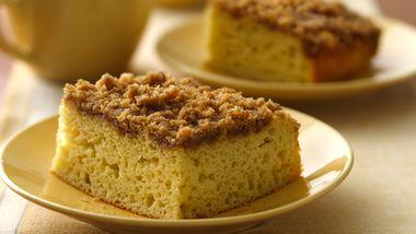 Gluten-Free Bisquick™ Cinnamon Struesel Coffee Cake