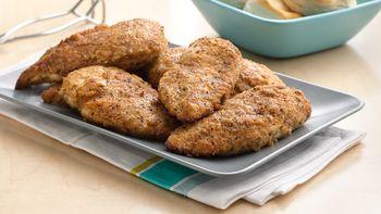 Easy Fried Chicken